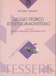 Cover of Saggio storico di elettromagnetismo