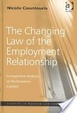 Cover of The changing law of the employment relationship