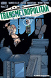Cover of Transmetropolitan Nº 13