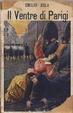 Cover of Il ventre di Parigi
