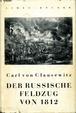 Cover of Der Russiche Feldzug von 1812