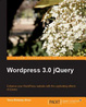 Cover of Wordpress 3.0 Jquery