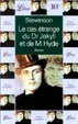 Cover of Le cas étrange du Dr Jekyll et de Mr Hyde