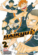 Cover of Haikyu!! vol. 2