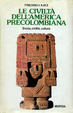 Cover of Le civiltà dell'America precolombiana