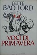 Cover of Voci di primavera