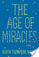 Cover of The Age of Miracles