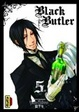 Cover of Black Butler, Tome 5