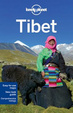 Cover of Lonely Planet Tibet