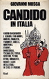 Cover of Candido in Italia