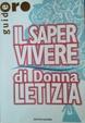 Cover of Il saper vivere di donna Letizia