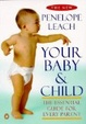 Cover of Your baby and child