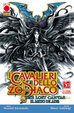 Cover of I Cavalieri Dello Zodiaco - Lost Canvas 50