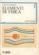 Cover of Elementi di fisica. Per il Liceo classico e gli Ist. Magistrali