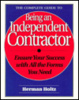 Cover of The Complete Guide to Being an Independent Contractor