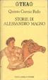 Cover of Storie di Alessandro Magno
