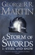 Cover of A Storm of Swords: Part 1 Steel and Snow