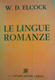 Cover of Le lingue romanze