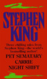 Cover of Stephen King 1