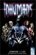 Cover of Inhumans