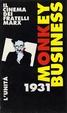 Cover of Il cinema dei fratelli Marx
