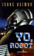 Cover of yo, robot