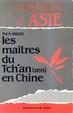 Cover of Les maîtres du Tch'an (zen) en Chine, Tome 1