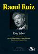 Cover of Raoul Ruiz. Ruiz faber