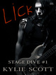 Cover of Lick: Stage Dive 1
