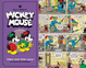 Cover of Walt Disney's Mickey Mouse Color Sundays