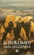 Cover of Le dolomiti nella leggenda