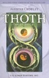 Cover of Thoth Tarot Deck with Other and Booklet