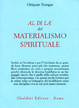 Cover of Al di là del materialismo spirituale