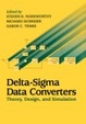 Cover of Delta-Sigma Data Converters