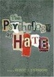 Cover of The Psychology Of Hate