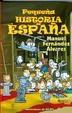 Cover of Pequeña historia de España