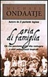 Cover of Aria di famiglia