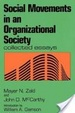 Cover of Social movements in an organizational society