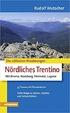 Cover of Die schönsten Wanderungen: Nördliches Trentino