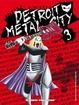 Cover of Detroit Metal City vol. 3