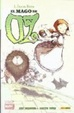Cover of Clásicos Ilustrados Marvel: El mago de Oz