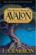 Cover of The Great Tree of Avalon