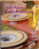 Cover of Year-Round Entertaining