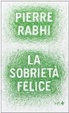 Cover of La sobrietà felice