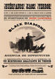 Cover of La agencia de detectives Black Diamond