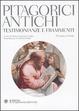 Cover of Pitagorici antichi