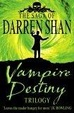 Cover of Vampire Destiny Trilogy