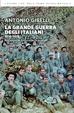 Cover of La Grande Guerra degli Italiani