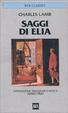 Cover of Saggi di Elia
