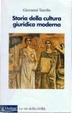 Cover of Storia della cultura giuridica moderna